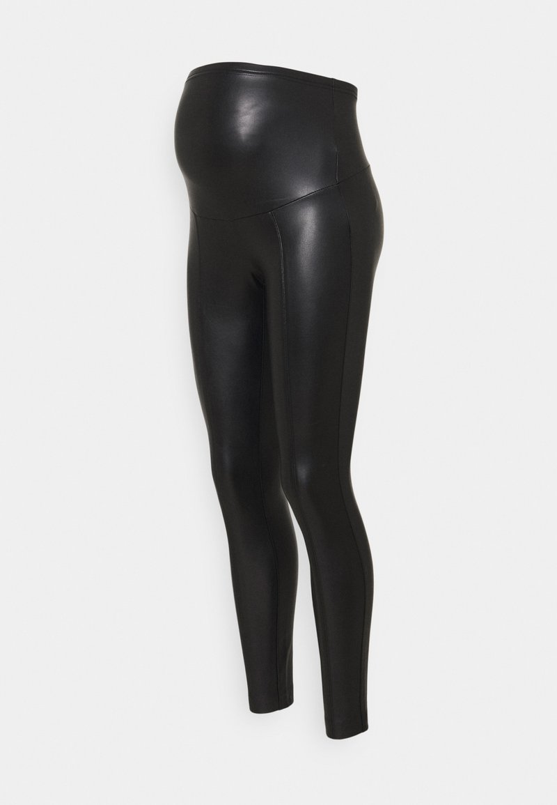 ONLY - OLMHANNA - Leggings - Trousers - black
