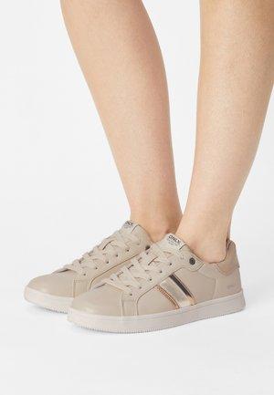 ONLSHILO METALLIC STRIPE - Sneakers - light pink