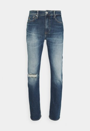 SLIM TAPER - Jeans Tapered Fit - denim light