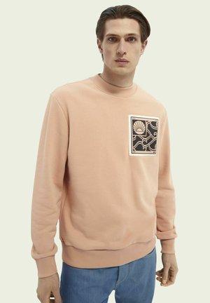 Sweatshirt - pink horizon