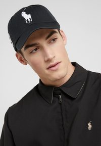 Polo Ralph Lauren - CLASSIC SPORT CAP  - Cap - black - 1