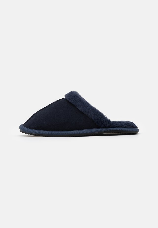 SLIPPER MULE - Chaussons - rich navy