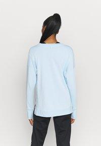 Sweaty Betty - AFTER CLASS  - Sweatshirt - ice blue - 2