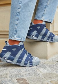 Nike Sportswear - AIR MORE UPTEMPO 96 - High-top trainers - cool grey/white/midnight navy - 2