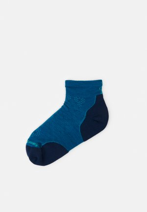 WOMENS PHD RUN LIGHT ELITE LOW CUT - Sports socks - ocean abyss