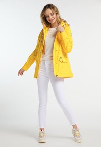 Schmuddelwedda - Outdoorová bunda - yellow - 1