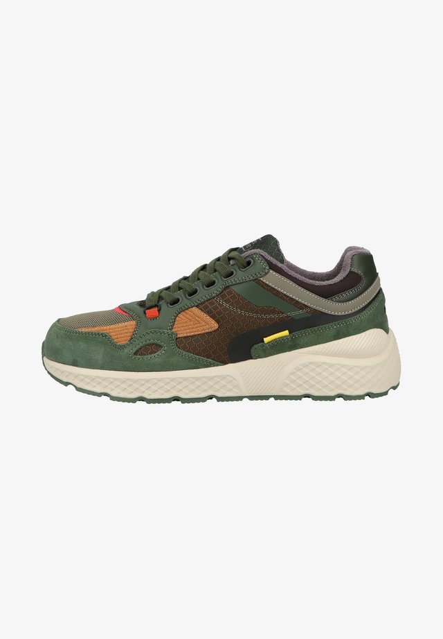 Sneakers - multi green