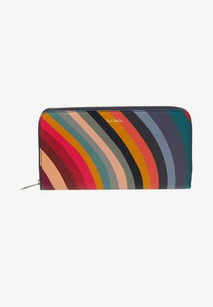 PURSE ZIP AROUND SWIRL - Lompakko - swirl