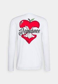 YOURTURN - UNISEX - Långärmad tröja - white - 1