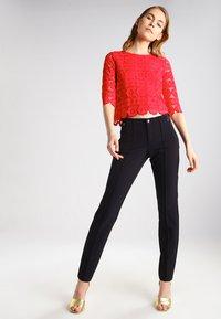 MAC Jeans - ANNA  - Bukse - schwarz - 2