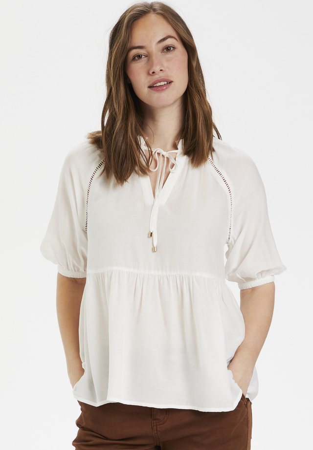 CUJEANELLE - Blouse - off-white