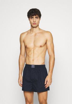 X-MAS 2 PACK - Boxer shorts - blue