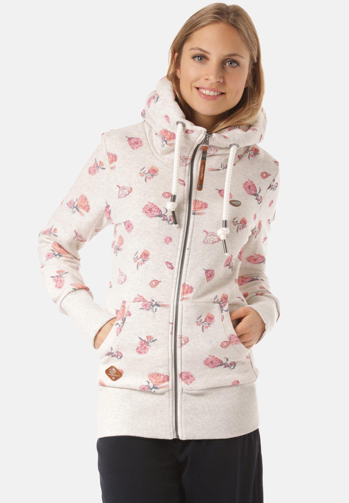 Ragwear veste en sweat zippée - grey - Pulls & Gilets Femme agsju