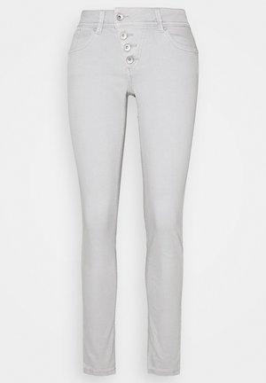 MALIBU - Jeans Skinny Fit - silver scone