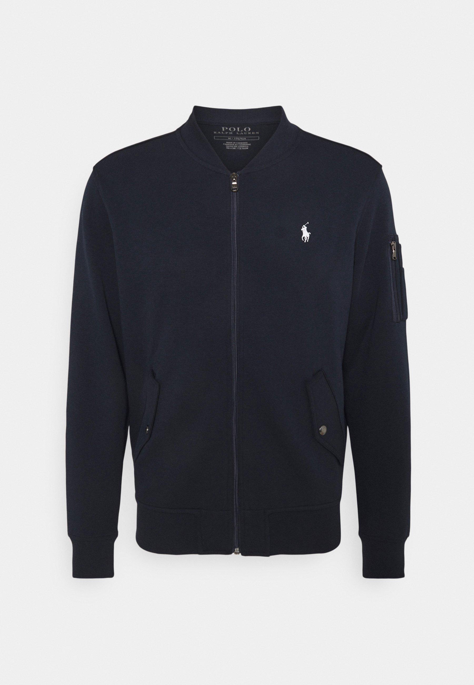 Men LONG SLEEVE - Zip-up sweatshirt