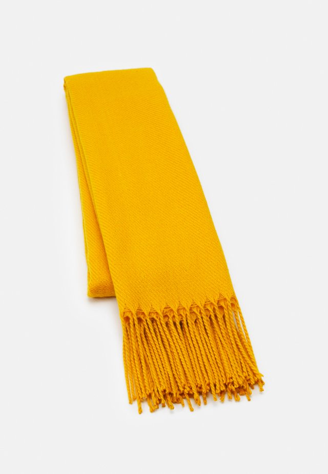 ONLANNALI SCARF  - Scarf - golden yellow