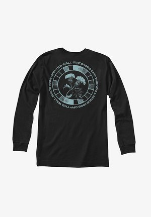 MN IN THE WEEDS LS - Long sleeved top - black