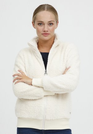 ANNEKA - Fleece jacket - white