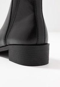 Topshop - KARA CHELSEA - Ankle boots - black - 2
