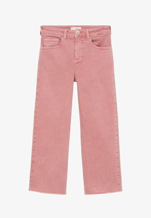 PAM - Straight leg jeans - rose
