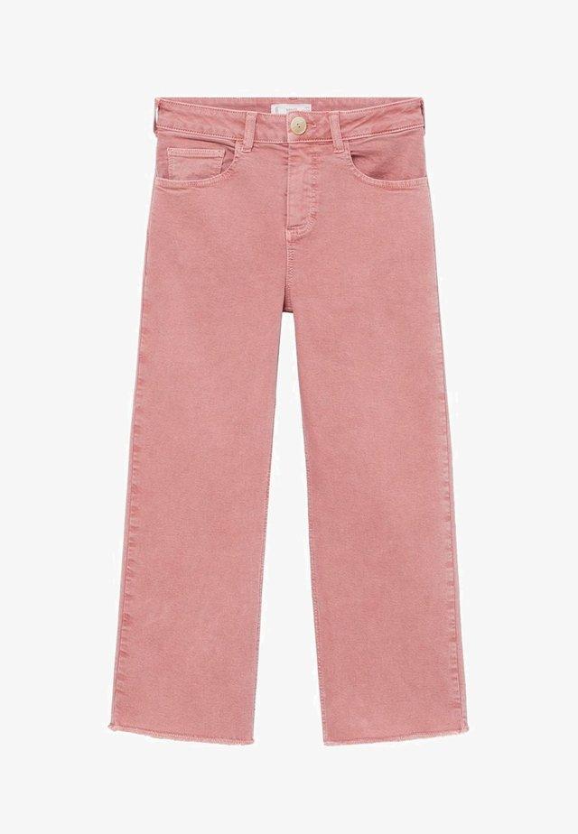 PAM - Jeans Straight Leg - rose