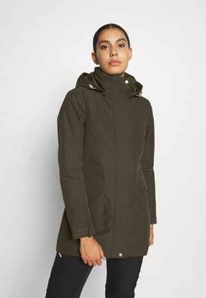 ALICEVILLE - Winter coat - dark green