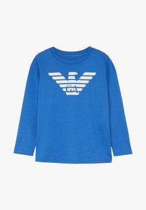 T-shirt à manches longues - bluette