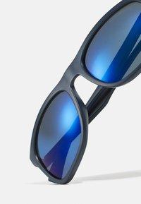 Emporio Armani - Sunglasses - matte blue - 4