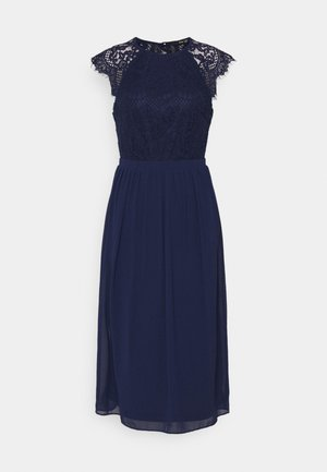 YUINN MIDI DRESS - Cocktailkleid/festliches Kleid - navy