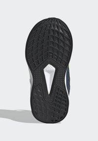 adidas Performance - DURAMO SL SHOES - Sports shoes - crew navy/solar yellow/halo silver - 4