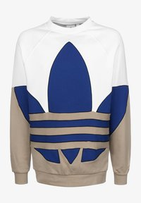 adidas Originals - TREFOIL - Sweatshirt - white - 0
