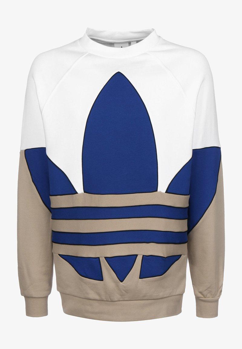 adidas Originals - TREFOIL - Sweatshirt - white