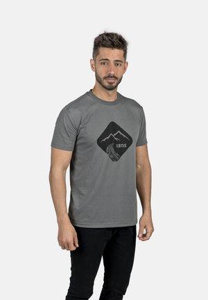 T-shirt imprimé - smoke