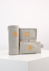 Lässig - NECKLINE BAG ECOYA® - Luiertas - sand - 6