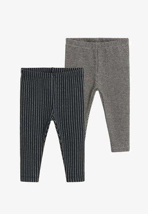 Leggings - Trousers - dark navy