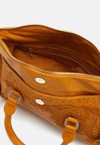 Desigual - BOLS MARTINI LOVERTY MINI - Handbag - yellow - 2