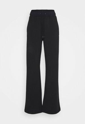 CUFF PANT - Tracksuit bottoms - black