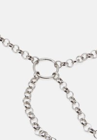 Gina Tricot - JANE CHAIN BELT JULI - Midjebelte - silver-coloured - 2