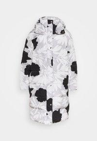 Marimekko - TURVASSA PIONIPENSAS COAT - Kabát zprachového peří - grey - 0