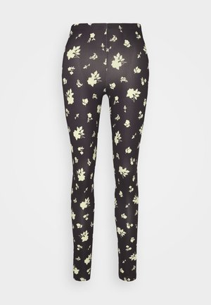 ONLARIA LONG - Leggings - Trousers - black