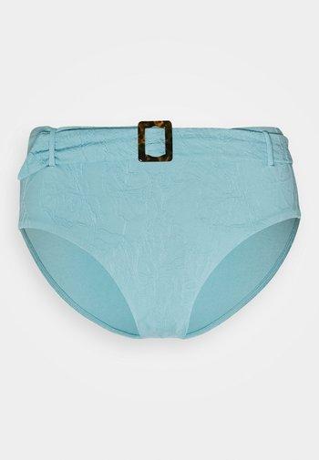 PALMCOASTWIDE SIDE RETRO - Bikini bottoms - nileblue