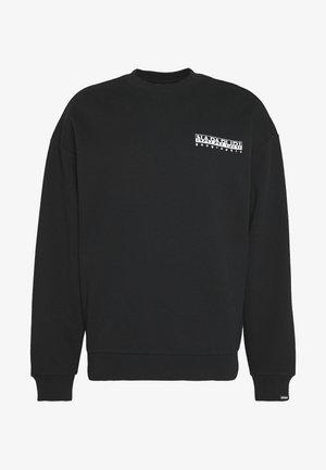 YOIK  UNISEX - Sweatshirt - black