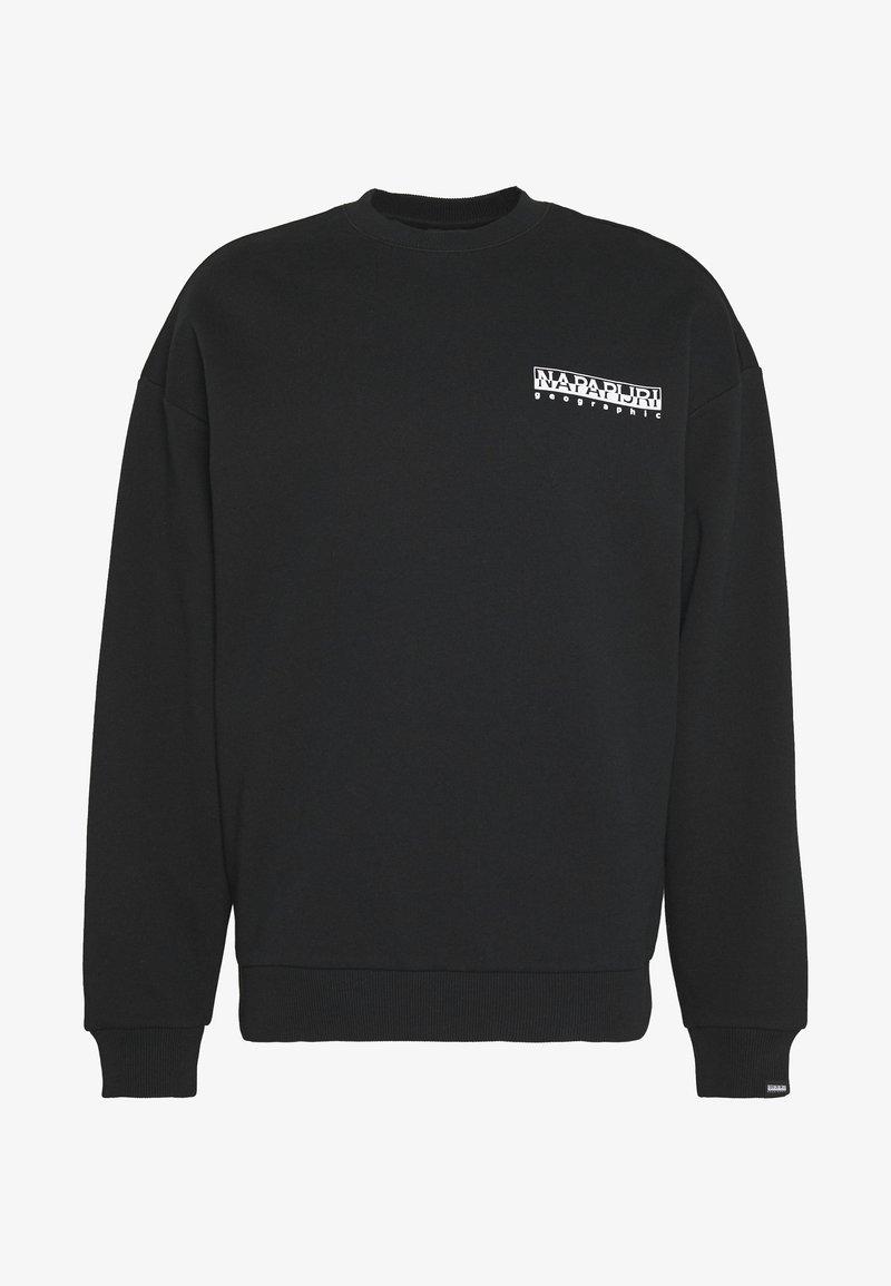 Napapijri The Tribe - YOIK  UNISEX - Sweatshirt - black