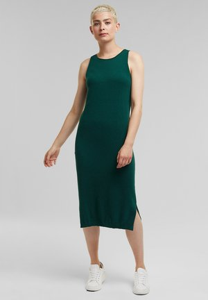 Jumper dress - dark teal green