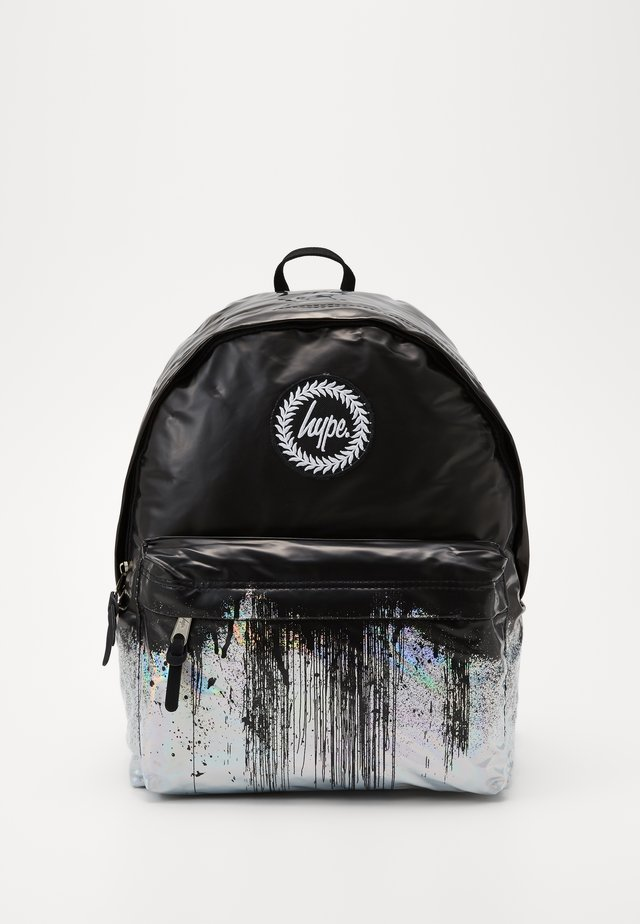 BACKPACK HOLOGRAPHIC DRIPS - Ryggsekk - multi-coloured