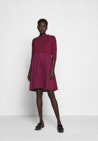 WEEKEND MaxMara - KUENS - Jumper dress - plum - 0