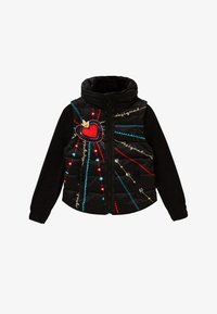 Desigual - CHAQ_LICHI - Winter jacket - black - 1