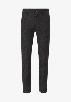 SCHINO-TABER - Trousers - black
