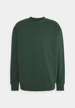 TOSCAN CREW NECK - Sweatshirt - jungle green