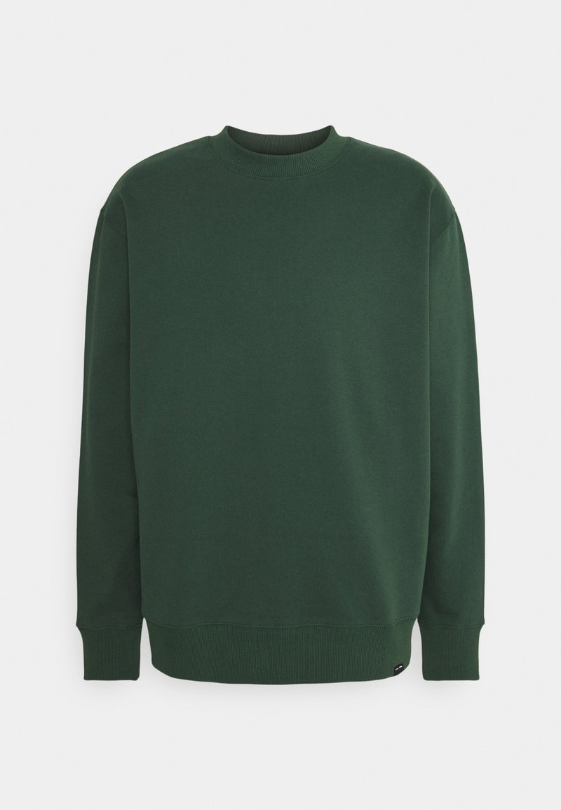 Samsøe Samsøe - TOSCAN CREW NECK - Sweatshirt - jungle green